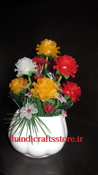 24 عکس از مدل گل کریستالی جدید زیبا     شاخه ای رویایی